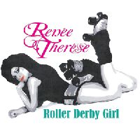 Renee Therese Releases Roller Derby Girl-image
