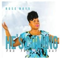Gospel artist, Rose Boyd, No 1 National Gospel Charts-image