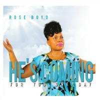 Gospel artist, Rose Boyd, No 1 National Gospel Charts-image