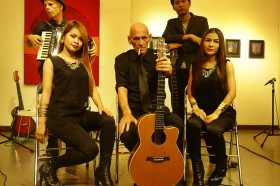 Musik and Film Records nominates Cambodian Band Krom for Grammy-image